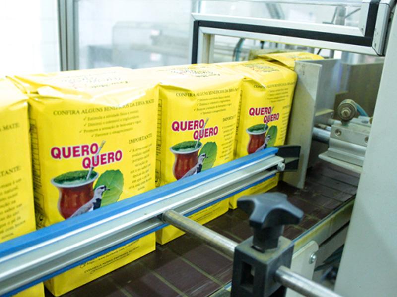 Around 1989, the second brand became popular: Quero-Quero Mate herb.