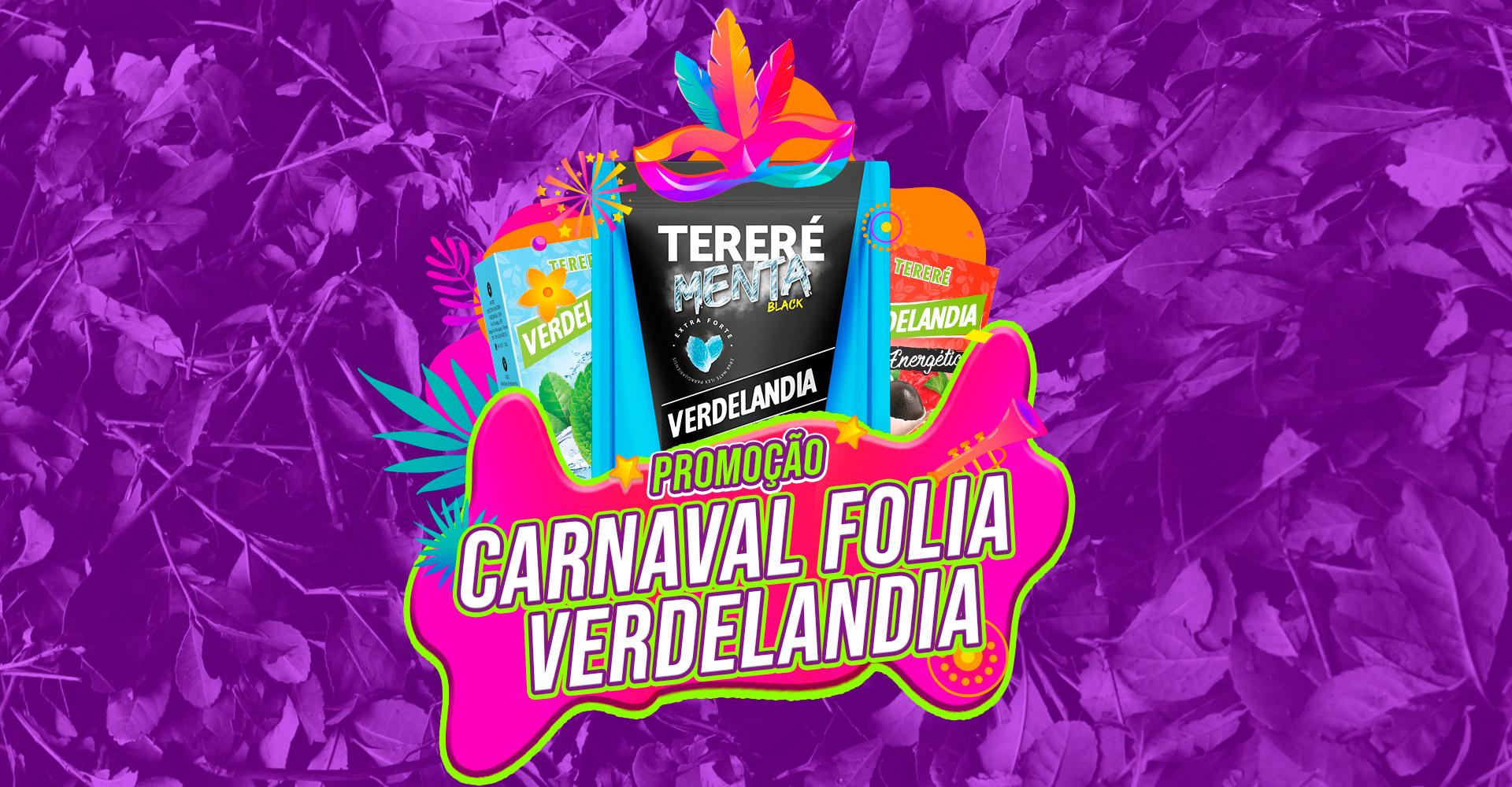 Promoção de carnaval